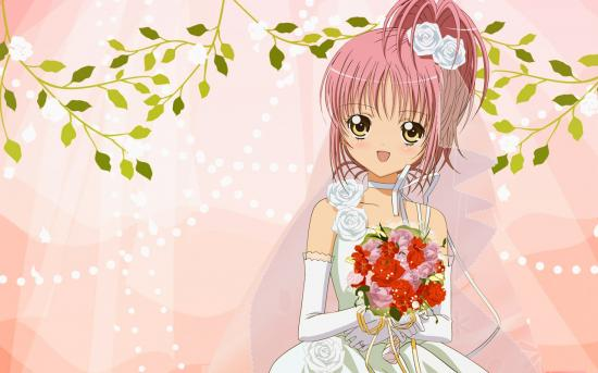 Wallpaper Shugo Chara 1