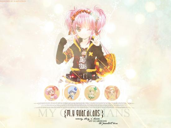 wallpaper shugo chara 20