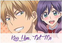 Kiss him not me anime